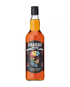 O'Hara's Spiced Rum - 70cl (FREE UK Delivery included*)